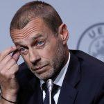 UEFA không muốn kết thúc sớm mùa giải