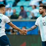 Lautaro bị cảnh báo về việc chơi cạnh Messi