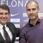Laporta muốn đưa Guardiola trở lại Barca