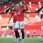 Martial ghi hat-trick trong chiến thắng của Utd