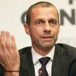UEFA: 'Mùa giải 2019-2020 có thể bị huỷ'