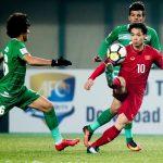 Iraq muốn hoãn trận đấu với Việt Nam