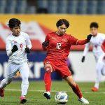 Nữ Việt Nam gặp khó trước play-off Olympic