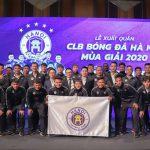 CLB Hà Nội muốn lập hat-trick vô địch V-League