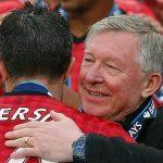 Van Persie xếp Ferguson trên tài Wenger, Van Gaal
