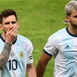 Aguero: 'Messi là người đầu tiên cảm nhận nỗi đau'