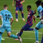 HLV Setien: 'Đối thủ không cho Barca khoảng trống'