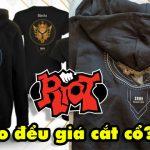 Riot Games bị bóc phốt in áo cuối mùa đểu bán cho game thủ