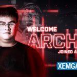 Archie trở lại với vai trò huấn luyện viên của đội tuyển Cerberus Esports