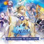 Aura Fantasy Mobile - tựa game nhập vai đi cảnh với phong cách thiết kế đậm chất anime