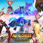 Auto Chess Legends chính thức ra mắt trên cả hai nền tảng iOS và Android