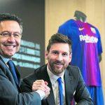Dàn sao Barca đồng ý giảm lương