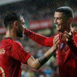 Fernandes: 'Ronaldo luôn nói tốt về tôi'