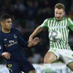 Casemiro: 'Trận thua Betis có thể làm mất danh hiệu'