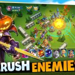 Castle Clash: New Dawn - tựa game chiến thuật hậu bản vừa ra mắt