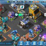 Clash of planets - game mobile chủ đề xây dựng căn cứ và chiến đấu ngoài vũ trụ