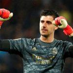 Courtois: 'Real hạ Barca vì dám mạo hiểm'