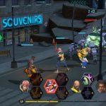 Crossover: The Ranker - thêm một game nhập vai nữa với đồ họa chuẩn Hàn