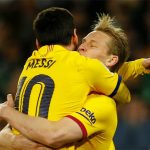 De Jong: 'Nếu Messi khuyên, hãy lắng nghe'