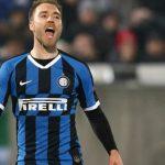 Eriksen ghi bàn đầu tiên cho Inter
