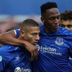 Everton đẩy Man Utd xuống thứ tám