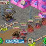 game cho phép bạn tạo nên một sinh vật ngoài hành tinh của riêng mình