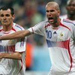Sagnol giận Zidane vụ húc đầu Materazzi