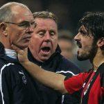 Gattuso từng bị đấm vào mặt vì can đồng đội đánh nhau