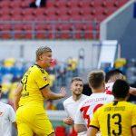 Haaland giúp Dortmund thắng ở phút 95