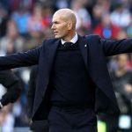 Zidane phủ nhận chọn sai đội hình cho Real