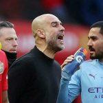 Guardiola: 'Man City chơi quá tốt'