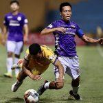 Hà Nội lần đầu thua trên sân nhà ở V-League sau ba năm