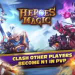 Heroes of Magic - Heroes 3 quay lại dưới dạng game thẻ bài