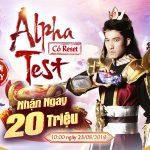 Hiên Viên Mobile chính thức Alpha Test, tặng ngay 20 triệu Đồng cho game thủ vào trải nghiệm