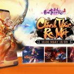 MMORPG tiên hiệp Hoa Thiên Kiếp chính thức xác nhận ngày phát hành cho Việt Nam