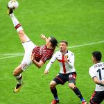Ibrahimovic không cứu được Milan