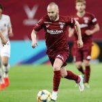 Iniesta tuyệt vọng vì Covid-19