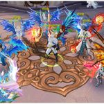 Game thủ hào hứng vào thử qua thế giới kiếm hiệp dị giới của Kiếm Ma 3D
