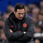 Lampard: 'Chelsea nhận bài học khắc nghiệt'