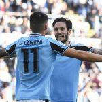 Lazio lên dẫn đầu Serie A