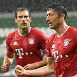 Bayern vô địch Bundesliga mùa thứ tám liên tiếp