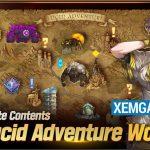 Thế giới của Hardcore Leveling Warrior được thể hiện rõ nét bằng game nhập vai Lucid Adventure
