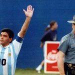 FIFA bị tố mưu hại Maradona ở World Cup 1994