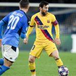 Messi phàn nàn về lối chơi hiện tại của Barca
