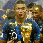 Mbappe ngưỡng mộ Ronaldo