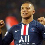 Mbappe nhận giải Vua phá lưới Ligue 1