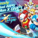 MEGA MAN X DiVE bắt đầu thử nghiệm sớm trên nền tảng Android