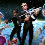 MIB: Global Invasion - game thực tế ảo lấy đề tài Men In Black