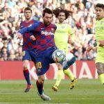 Messi tịt ngòi dài nhất trong sáu năm