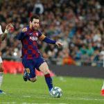 Messi mất duyên ở El Clasico